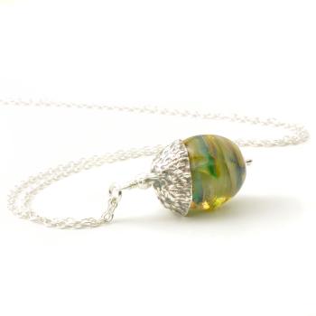 Acorn Necklace #05