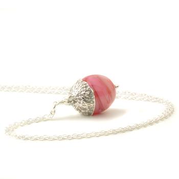 Acorn Necklace #07