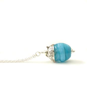 Acorn Necklace #08