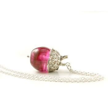 Acorn Necklace #06