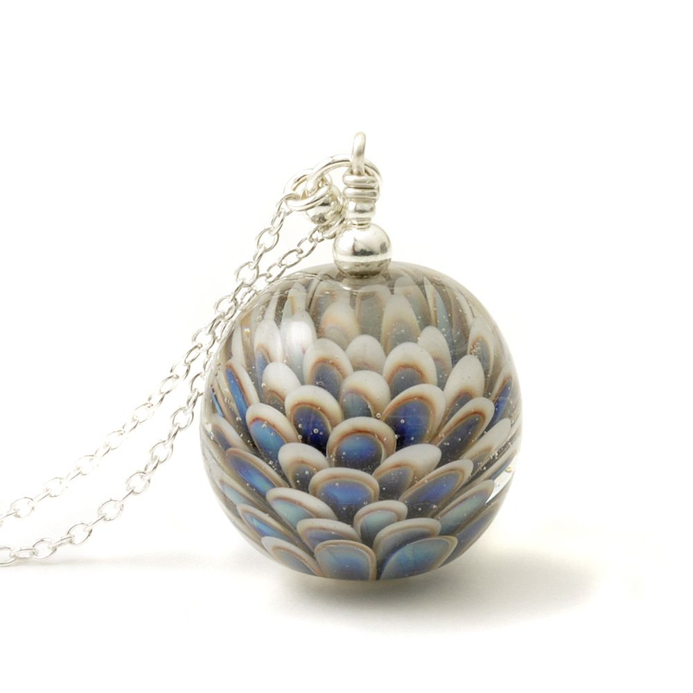 Lampwork Glass Necklaces