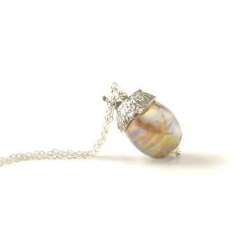 Acorn Necklace #03