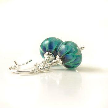 (WS) Petal Collection Drop Earrings