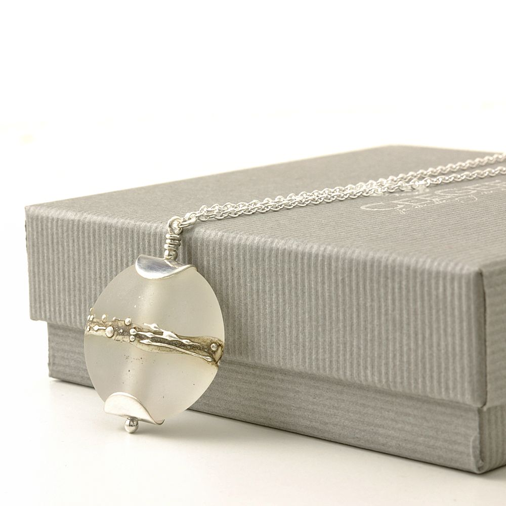 WS Silvered Collection Necklace