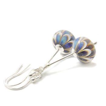 (WS) Petal Collection Stem Earrings