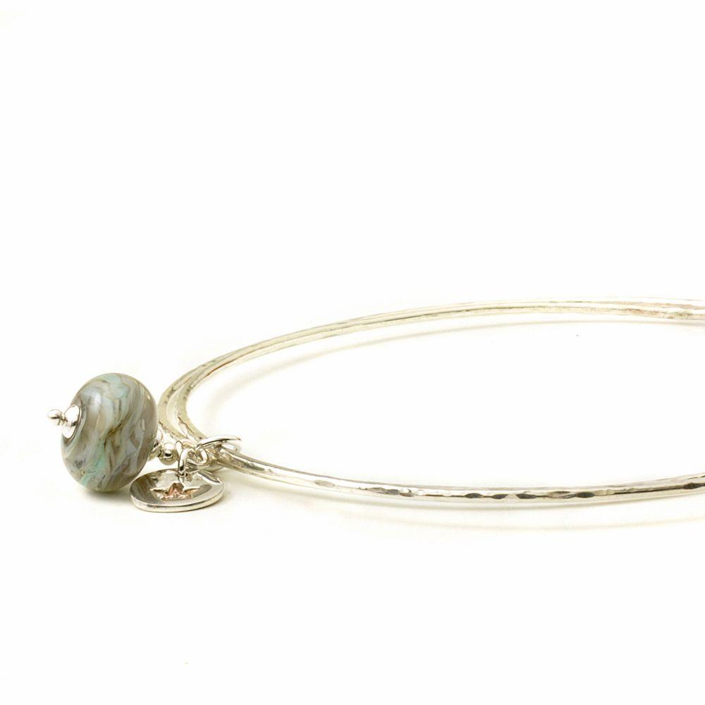 Handmade Lampwork Glass Bracelets and Bangles