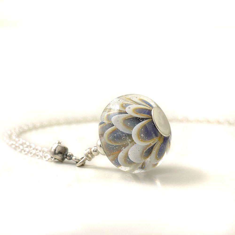 Petal Collection | Handmade Lampwork Glass Jewellery