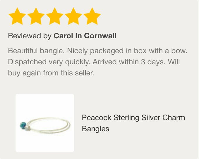 Handmade Jewellery Review