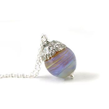 Acorn Necklace - Multicolour