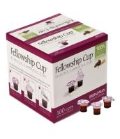 Fellowship Cup Prefilled Juice/Wafer-Box of 100 (Pkg-100)