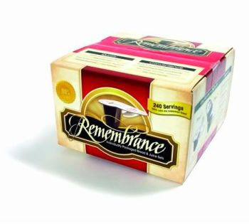 Remembrance Prefilled Juice/Wafer-Box of 240 (Pkg-240)