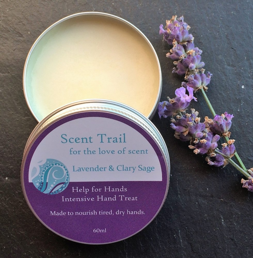 Help for Hands Lavender and Clary Sage Intensive Hand Treat