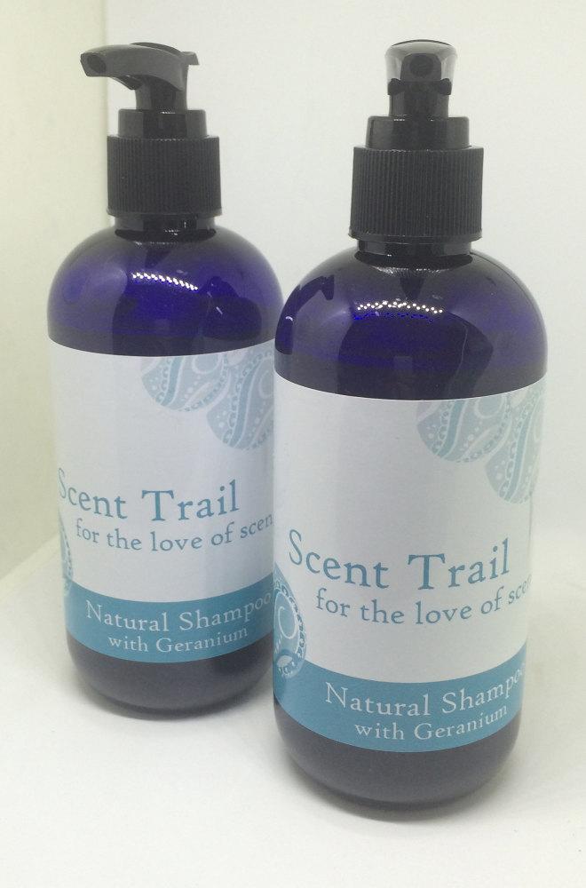 Olive Oil Silk Shampoo