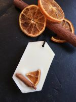 Orange and Cinnamon Wax Tablet