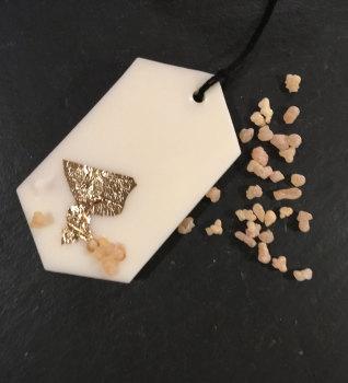 Gold Frankinsence and Myrrh Wax Tablet