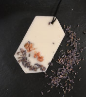 Lavender and Patchouli Wax Tablet