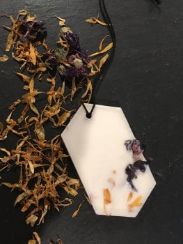 May Chang Botanical Wax Tablet