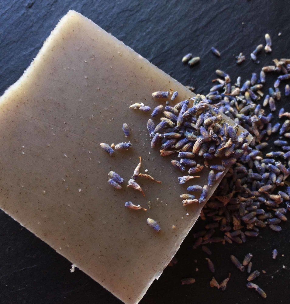 Lavender and Clary Sage Soap