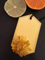 Mandarin and Lime Botanical Wax Tablet