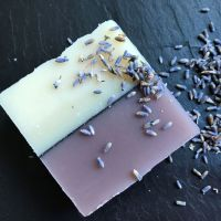 Lavender and Patchouli Shea Butter Soap