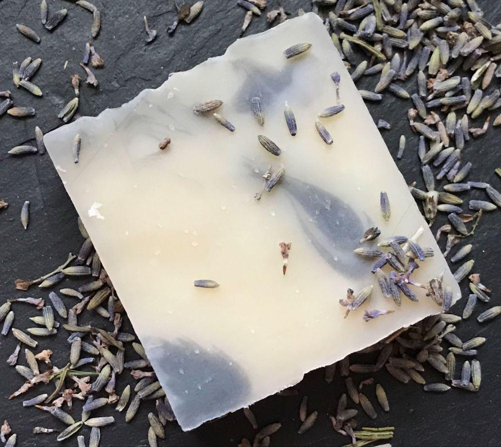 Lavender and Tea Tree soap
