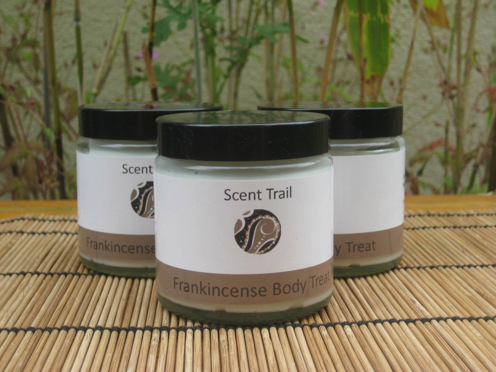 Frankincense Body Treat