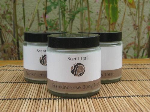 Frankincense Body Treat