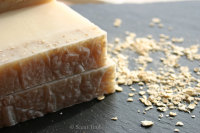 Honey and Oat Soap