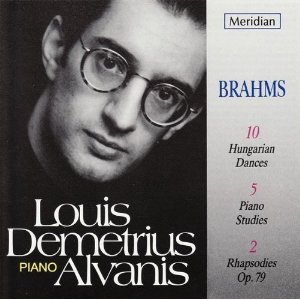BRAHMS Hungarian Dances Nos 1-10, Piano Studies etc.