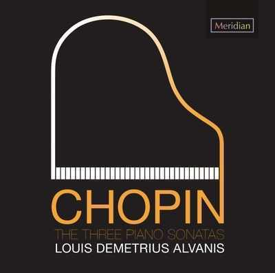 CHOPIN The Three Piano Sonatas, Op.4, Op.35 & Op.58