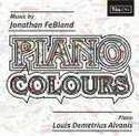 PIANO COLOURS Piano Music by Jonathan FeBland