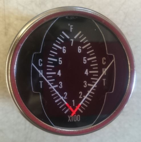 Cylinder Head Temperature Gauge - F