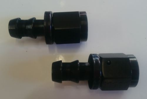Hose Fitting - Aeroquip Straight