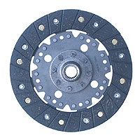 Clutch Disc - Dual Friction