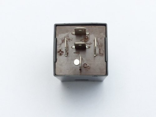 12v Flasher Relay - 5 Pin