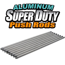 Aluminum Super Duty Push Rods (Stock 13, 15, & 1600 Length)
