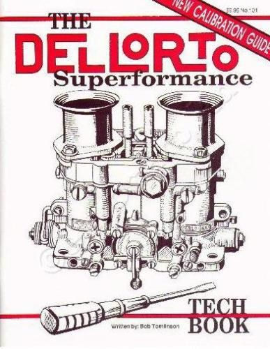 The Dellorto Superformance Tech Book