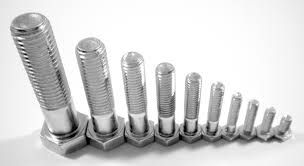 Dropped Spindle Link Pin Pinch Bolt Set