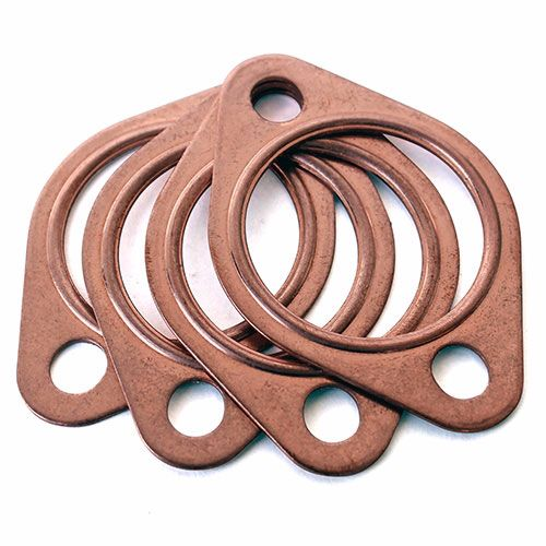 Copper Exhaust Gaskets - 1 1/2