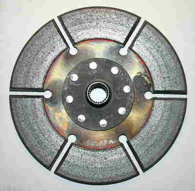 Clutch Friction Disc - 200mm