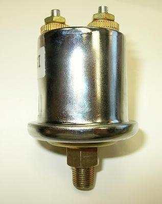 Dual Oil Temperature & Pressure Gauge (Pressure) Sender