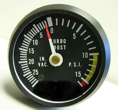 Turbo Boost & Vac' Gauge