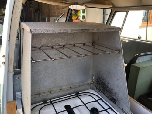 Devon Plate Warmer Rack