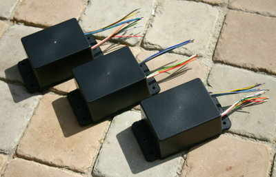 Semaphore Control Box