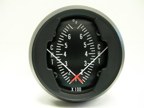 Cylinder Head Temperature Gauge - F