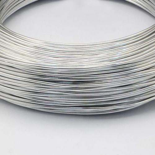 Silver 1.5mm wire