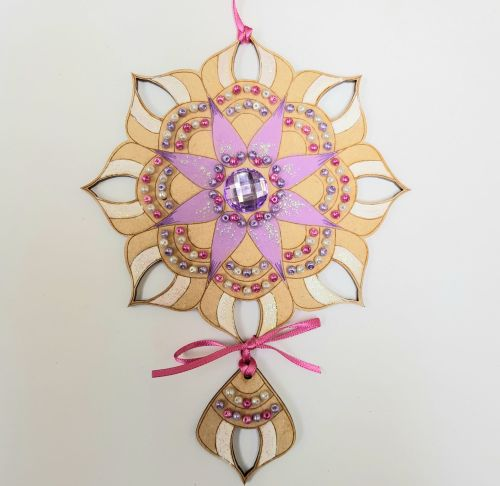 Beaded Mandala Kit Harmony