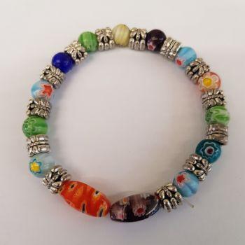Millefiori bracelet kit