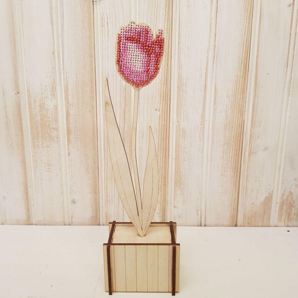 Beaded Tulip