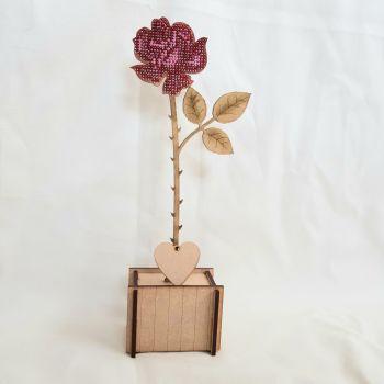 Beaded Rose kit